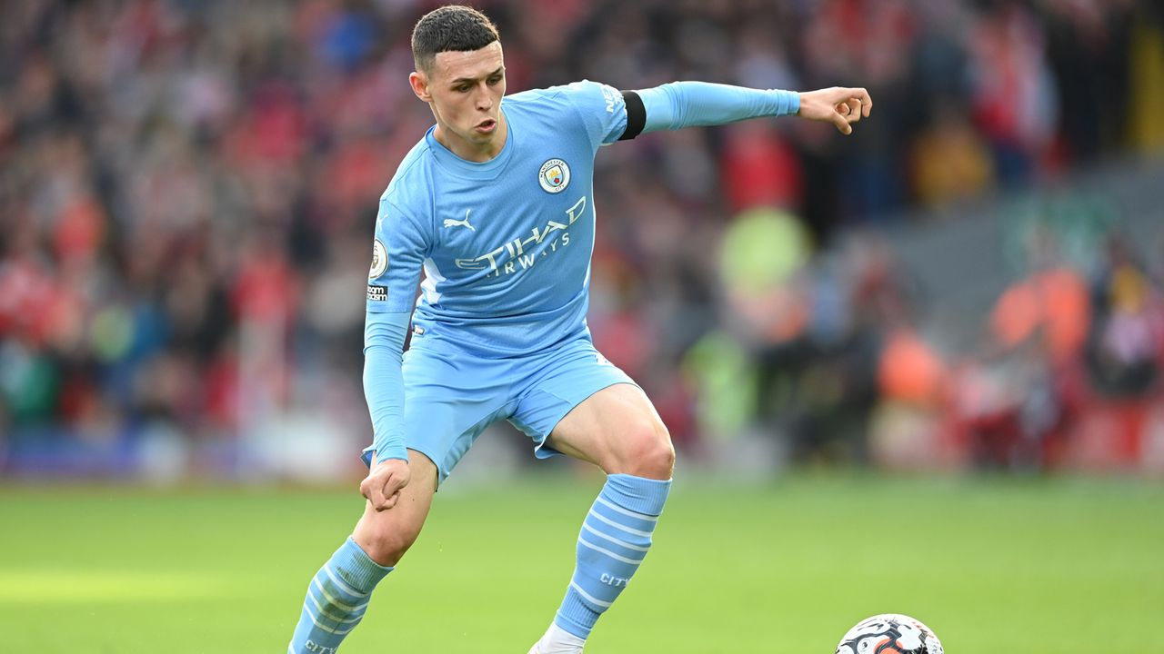 Phil Foden (Manchester City) - Bildquelle: 2021 Getty Images