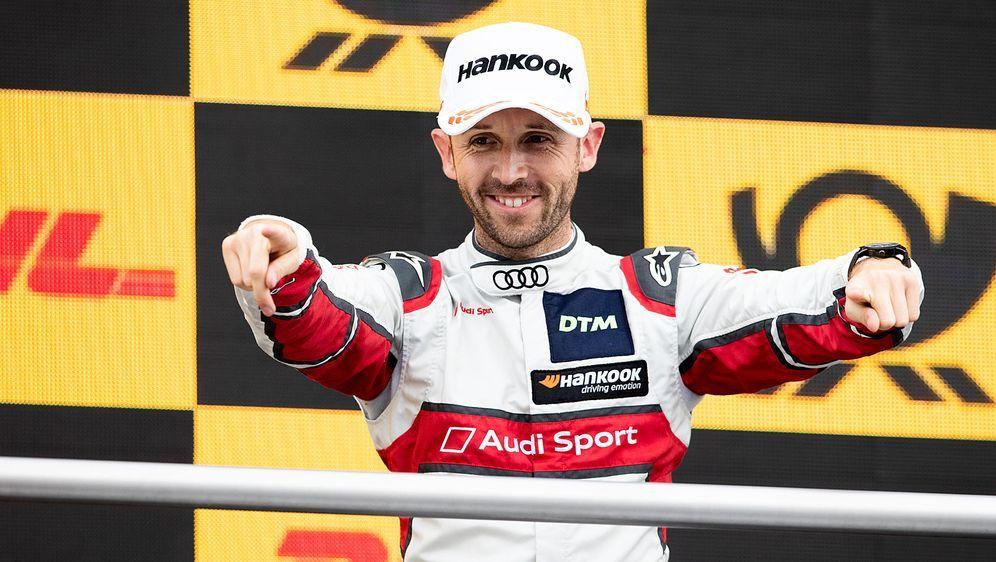 Rene Rast wechselt die Seiten und wird DTM-Experte bei ran racing. - Bildquelle: imago