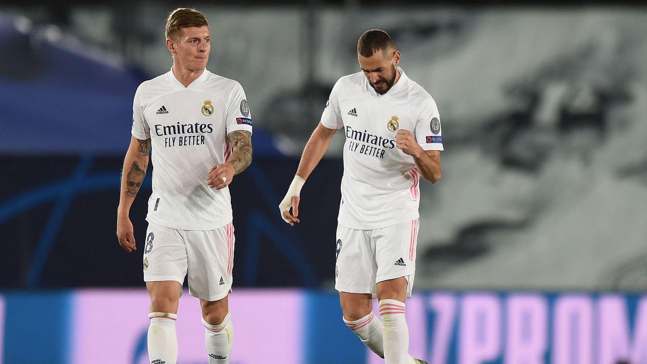 Atalanta Bergamo - Real Madrid - Bildquelle: getty