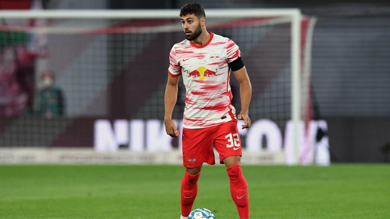 Josko Gvardiol (RB Leipzig) - Bildquelle: imago images/Revierfoto