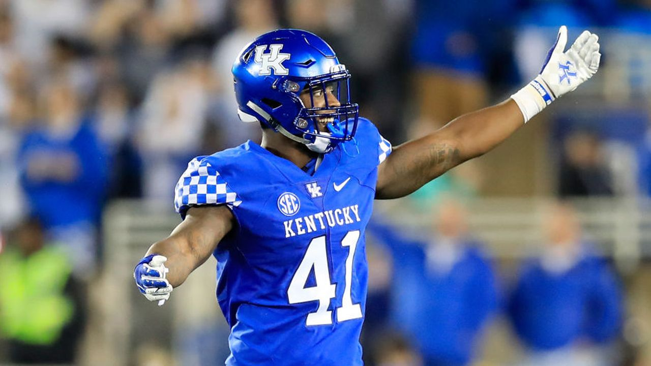 Josh Allen (Kentucky) - Bildquelle: 2018 Getty Images