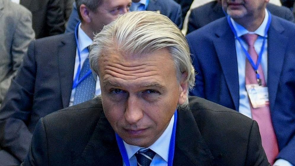 Alexander Djukow soll am 22. Februar kandidieren - Bildquelle: AFPSIDOLGA MALTSEVA