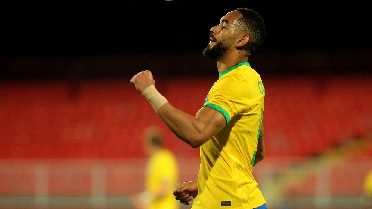 Angriff: Matheus Cunha (Hertha BSC) - Bildquelle: Imago Images