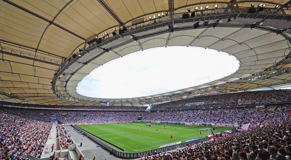 EM-Stadion: Mercedes-Benz Arena Stuttgart - Bildquelle: Getty Images