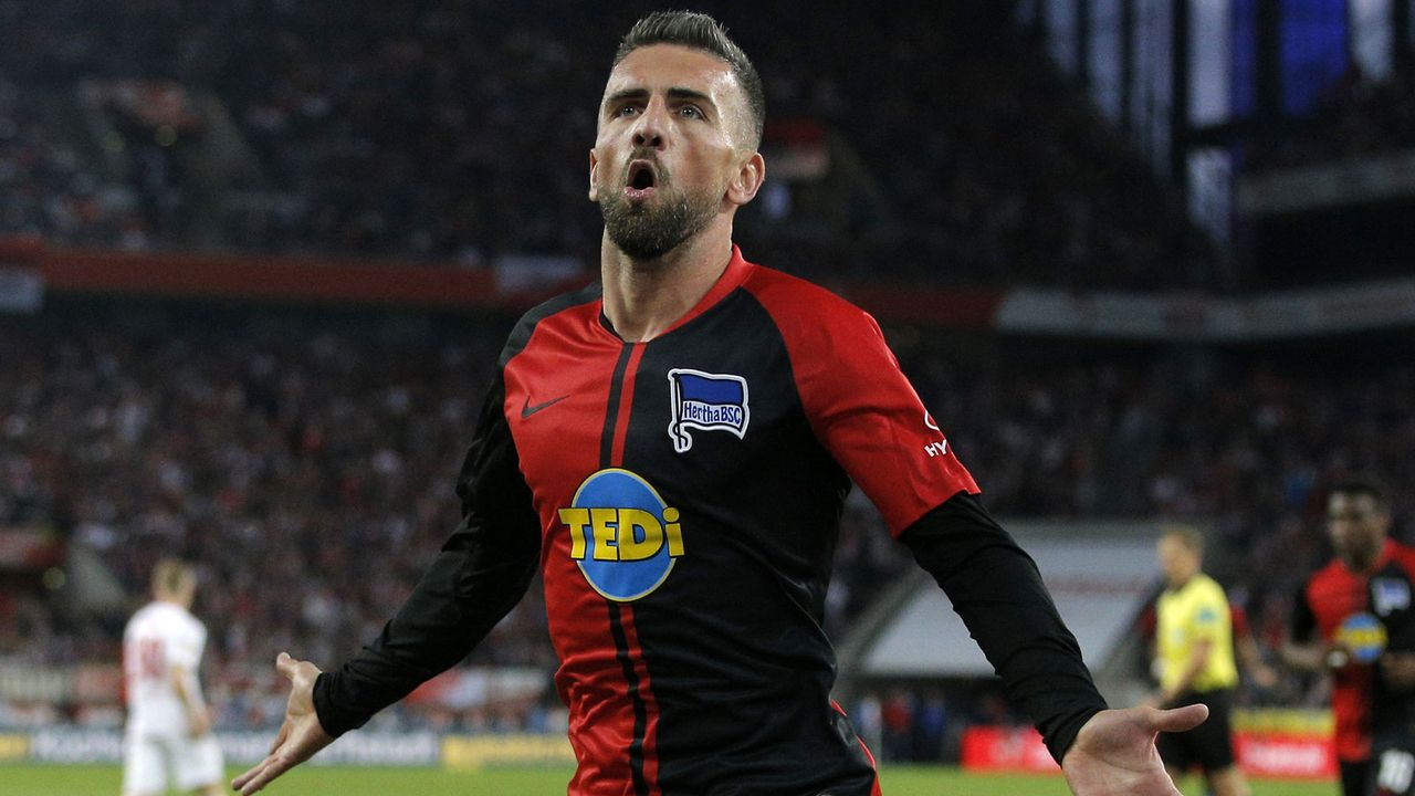 Vedad Ibisevic (Hertha BSC) - Bildquelle: Getty Images