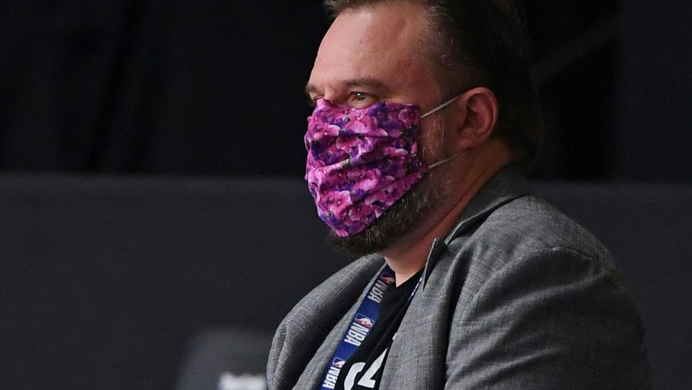 Daryl Morey sorgte mit seinen Aussagen für einen Eklat - Bildquelle: NBAE  Getty ImagesNBAE  Getty ImagesSIDANDREW D. BERNSTEIN