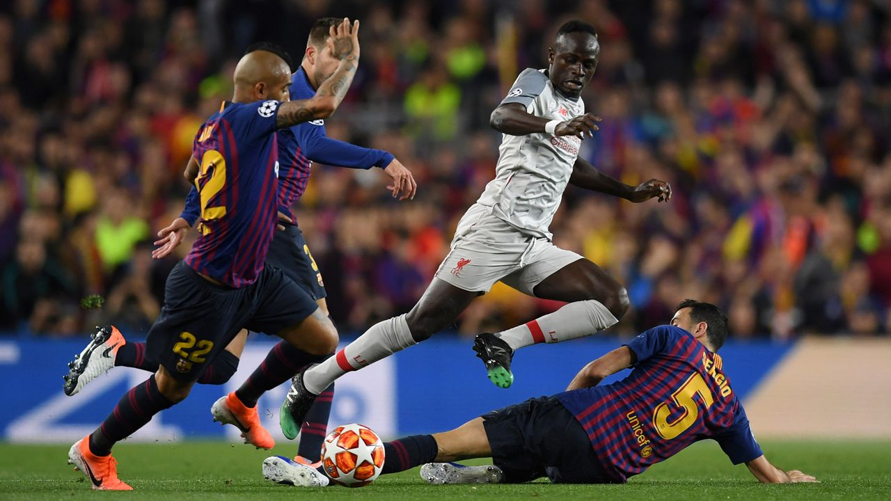 Sadio Mane - Bildquelle: Getty