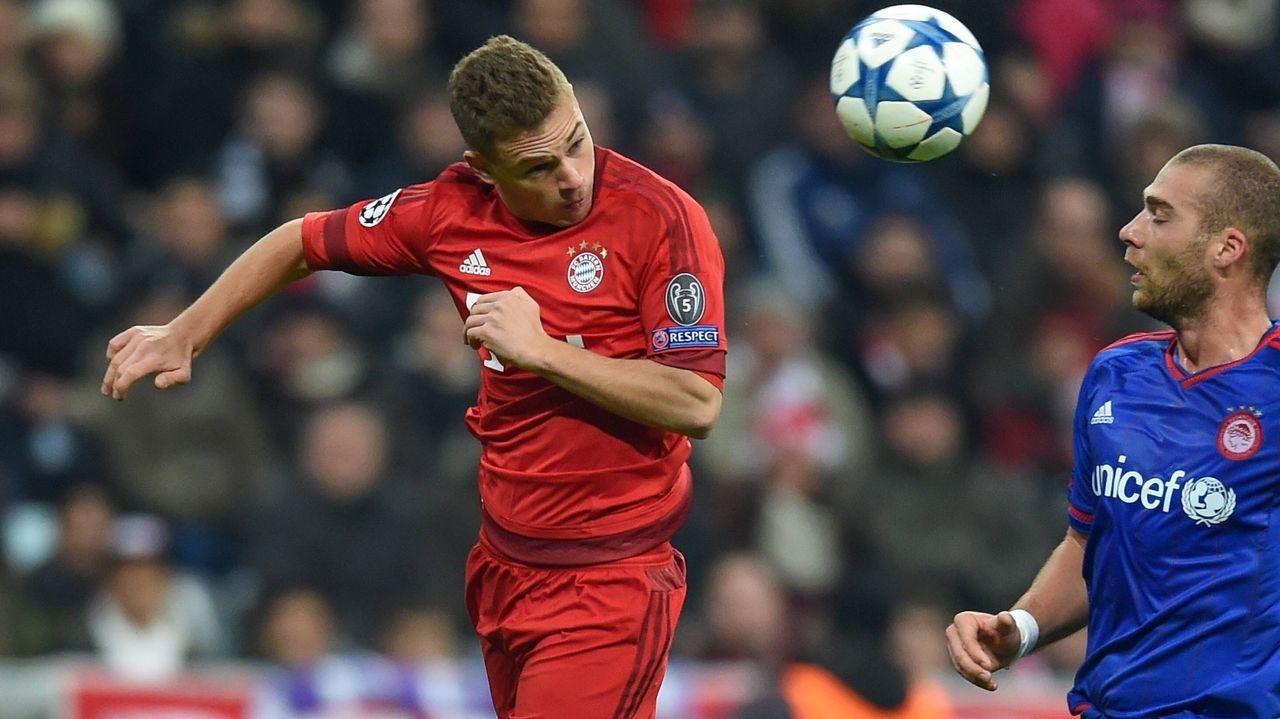 Fc Bayern Olympiakos Piräus