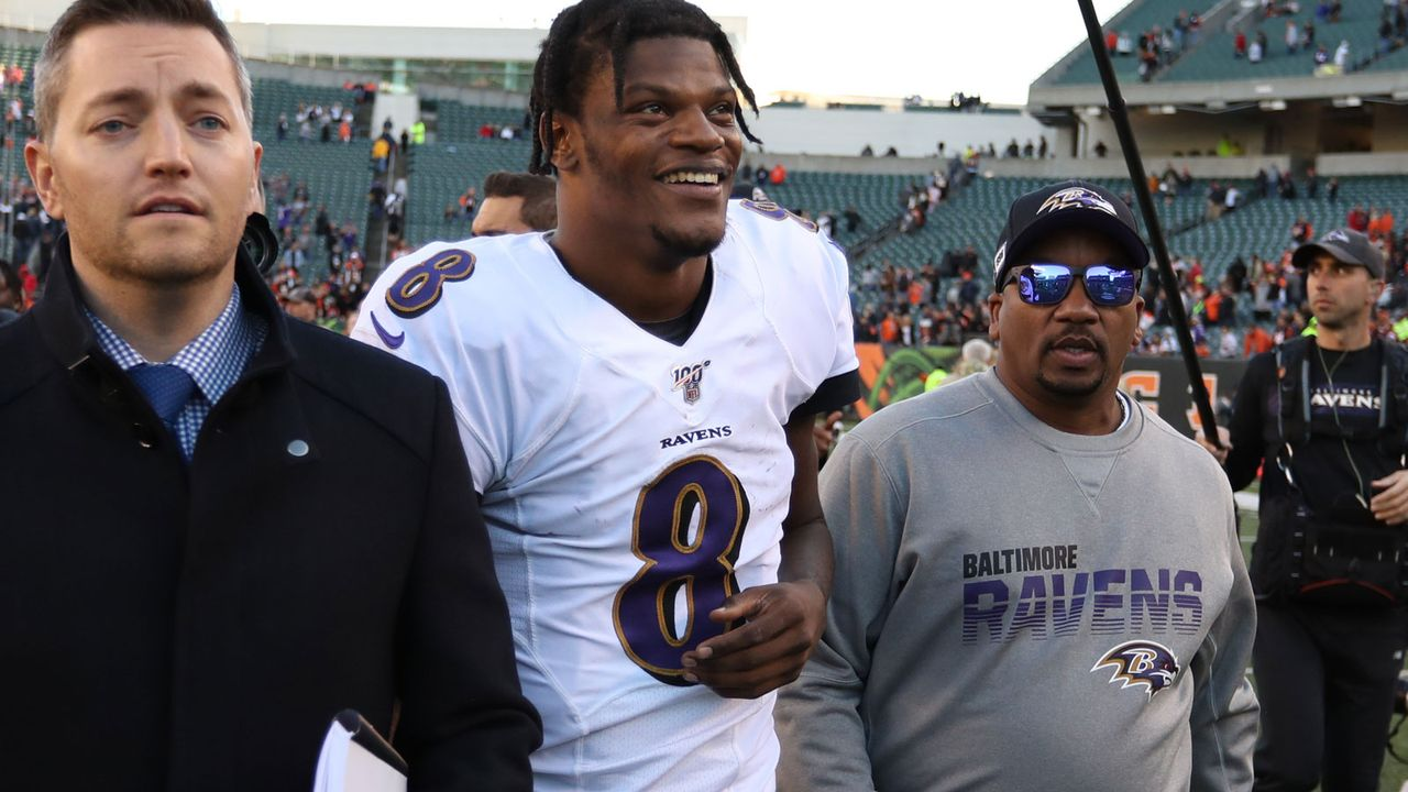 1. Lamar Jackson (baltimore Ravens) - Bildquelle: imago
