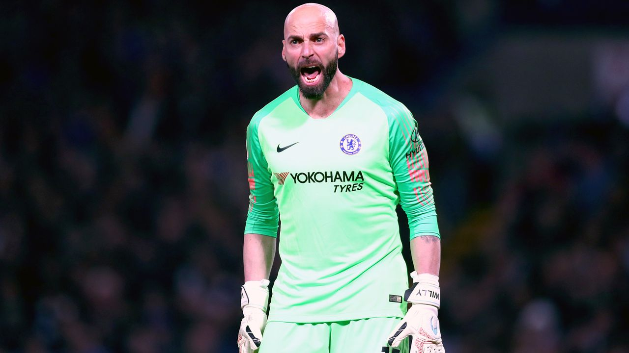 FC Chelsea (Premier League/England) - Bildquelle: 2019 Getty Images