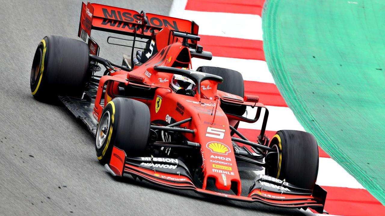 1000. Formel-1-Rennen - Bildquelle: 2019 Getty Images