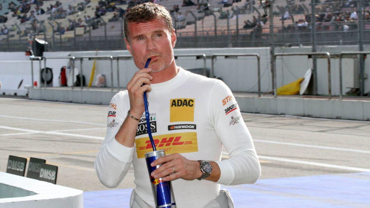 David Coulthard (246 Formel-1-Rennen) - Bildquelle: imago sportfotodienst