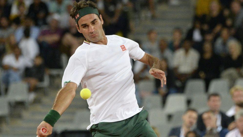 Roger Federer plant Comeback in Doha - Bildquelle: AFPSIDRODGER BOSCH