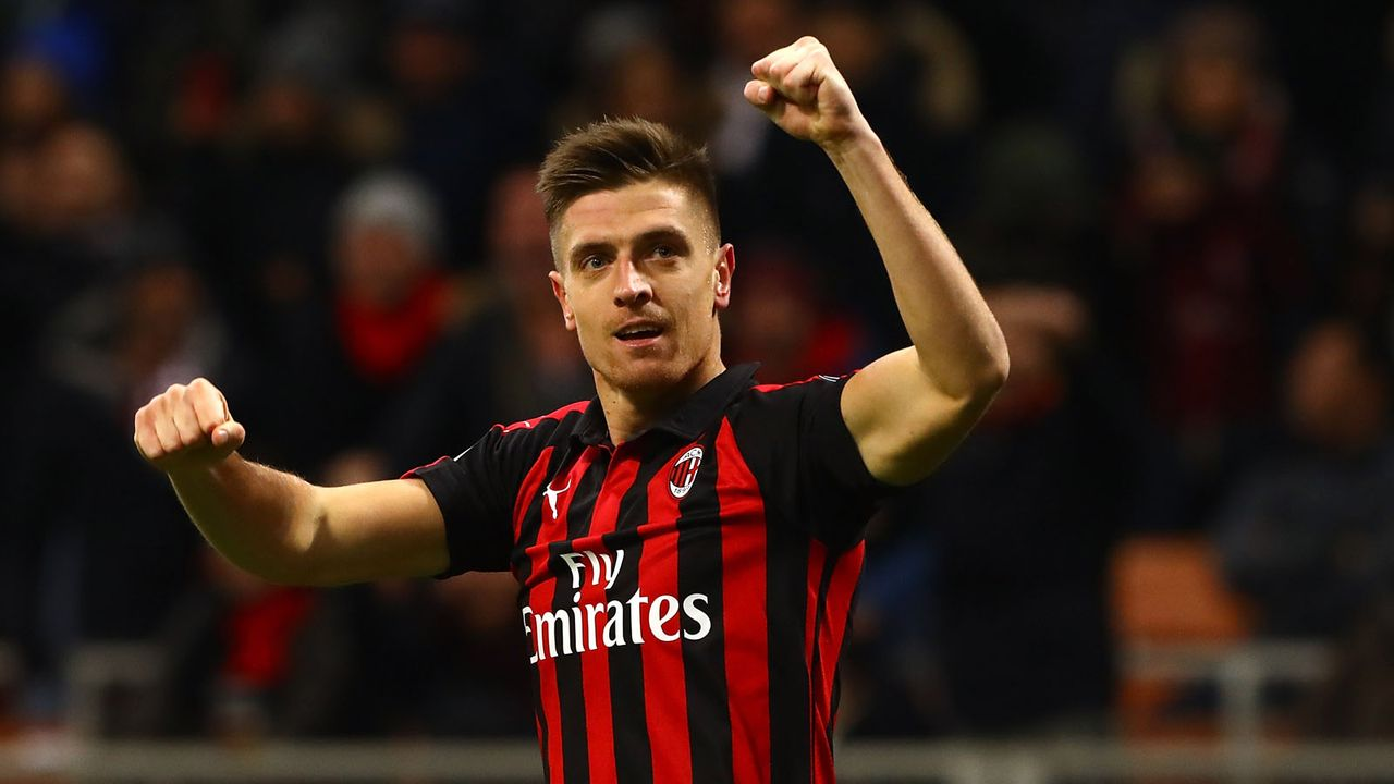 Platz 20: AC Mailand  - Bildquelle: 2019 Getty Images
