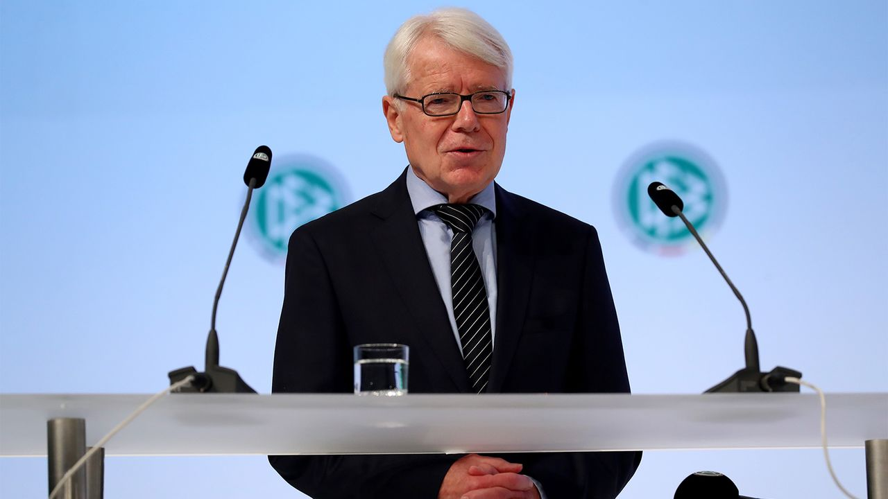 DFL-Präsident Dr. Reinhard Rauball übernimmt kommisarisch - Bildquelle: 2017 Getty Images