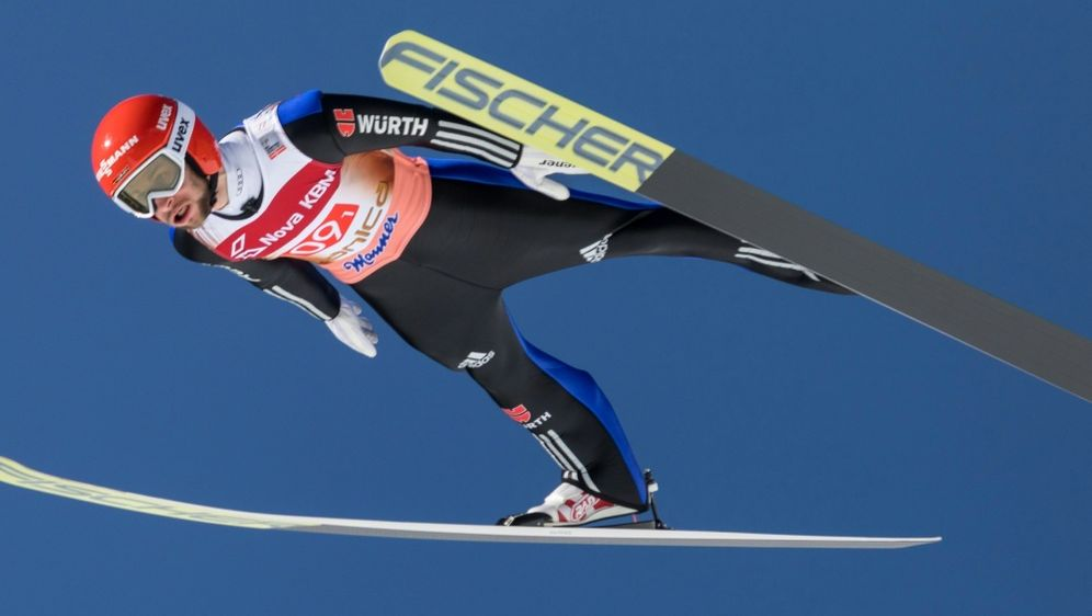 Markus Eisenbichler fliegt in Oberstdorf auf Rang drei - Bildquelle: pixathlonpixathlonSIDVid Ponikvar