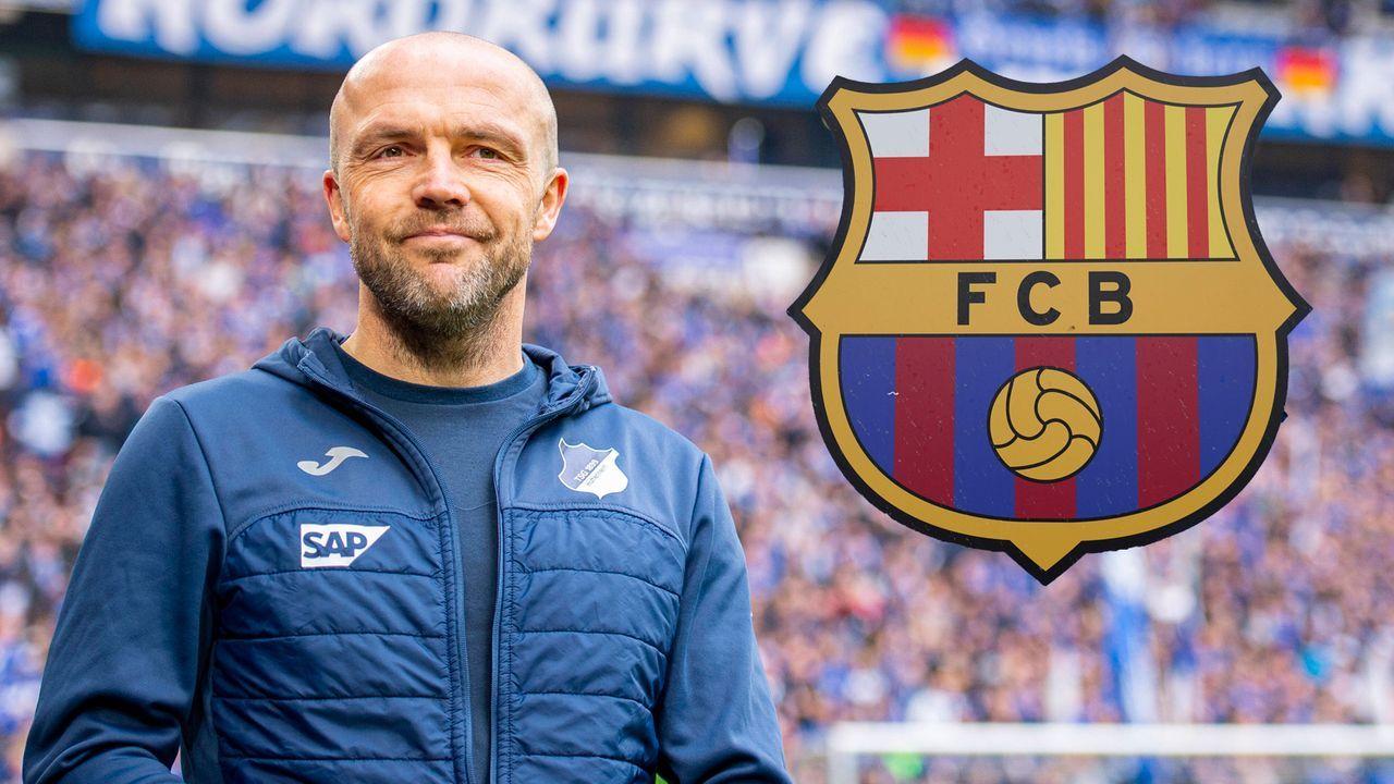 Alfred Schreuder (FC Barcelona) - Bildquelle: imago images/Kirchner-Media