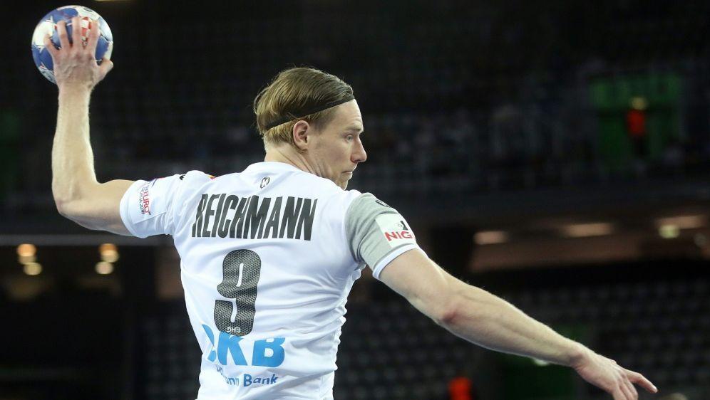 Tobias Reichmann gab sein Comeback im DHB-Dress - Bildquelle: AFPSIDSTR