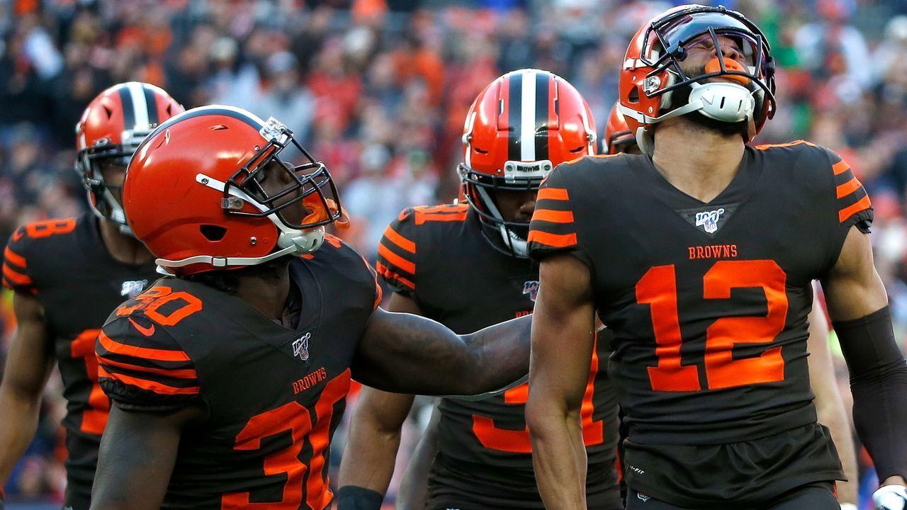 Cleveland Browns - Bildquelle: 2019 Getty Images