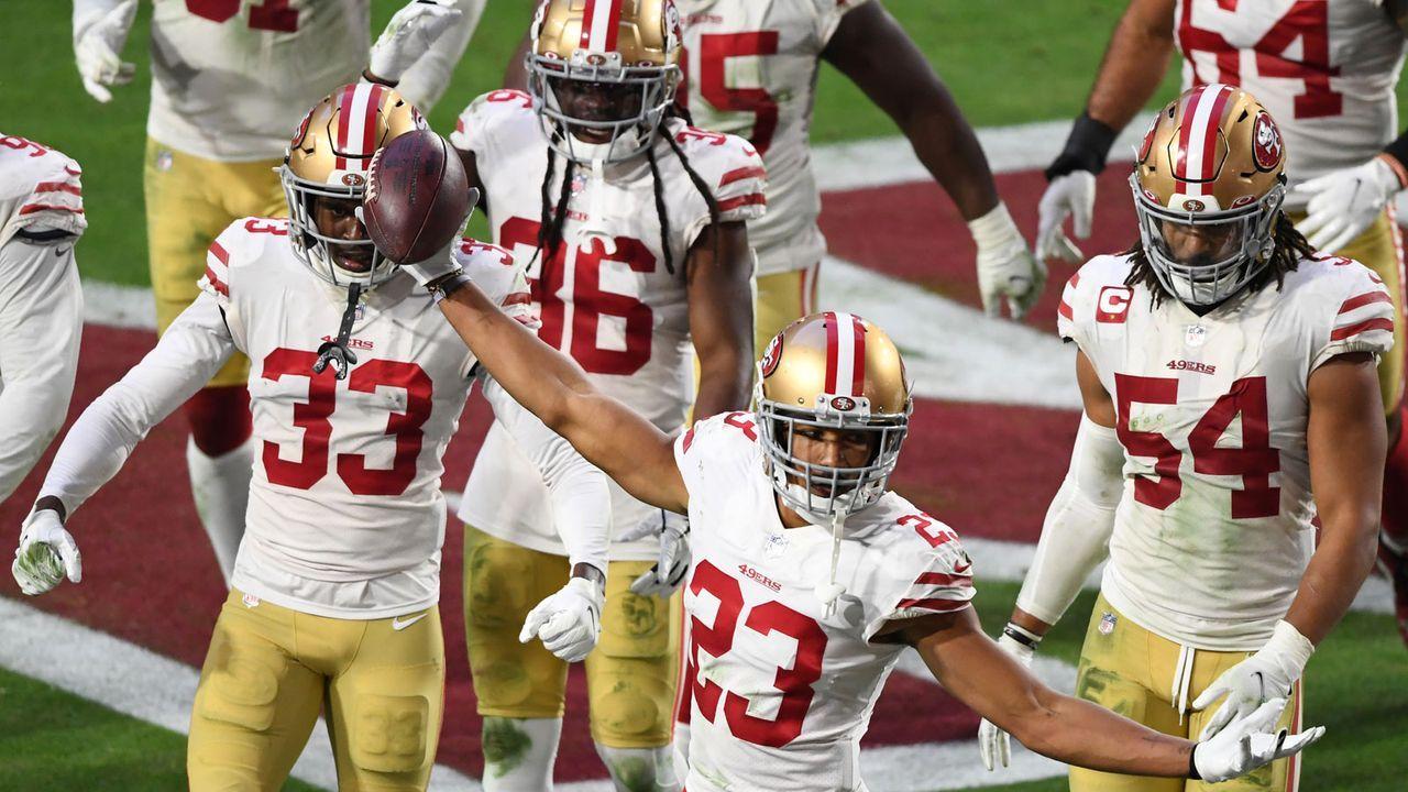 Überblick über die Picks der 1. Runde im NFL-Draft 2021 - Bildquelle: Getty Images