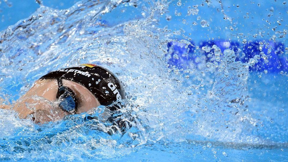 Henning Mühlleitner schwimmt ins 400m-m-Finale - Bildquelle: AFPSIDJONATHAN NACKSTRAND
