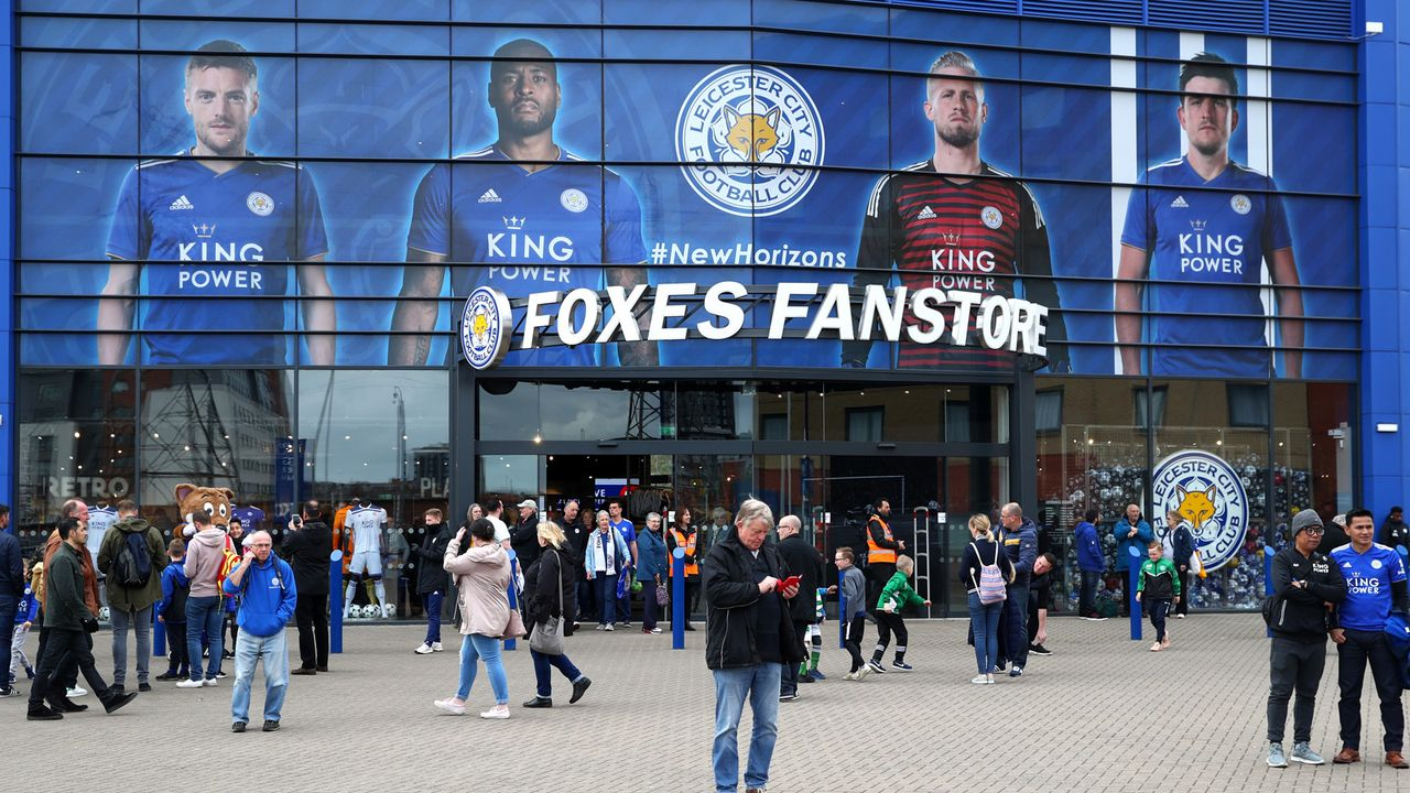 Leicester City  - Bildquelle: imago/Action Plus