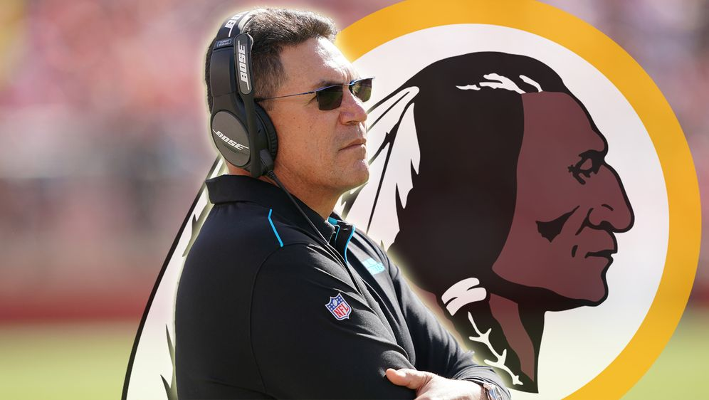 Ron Rivera gestaltet die Washington Redskins um - Bildquelle: imago images/ZUMA Press