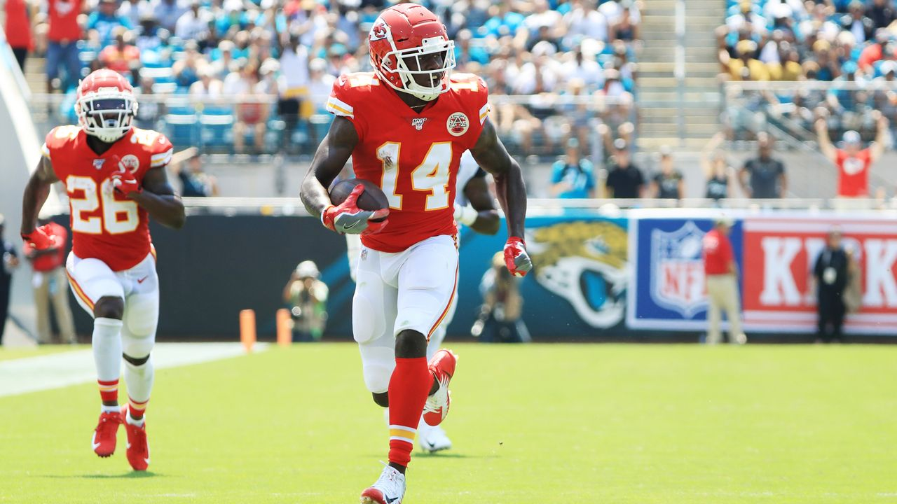 Gewinner: Sammy Watkins - Bildquelle: 2019 Getty Images
