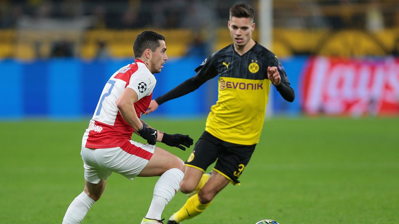 Julian Weigl (Borussia Dortmund) - Bildquelle: Imago Images