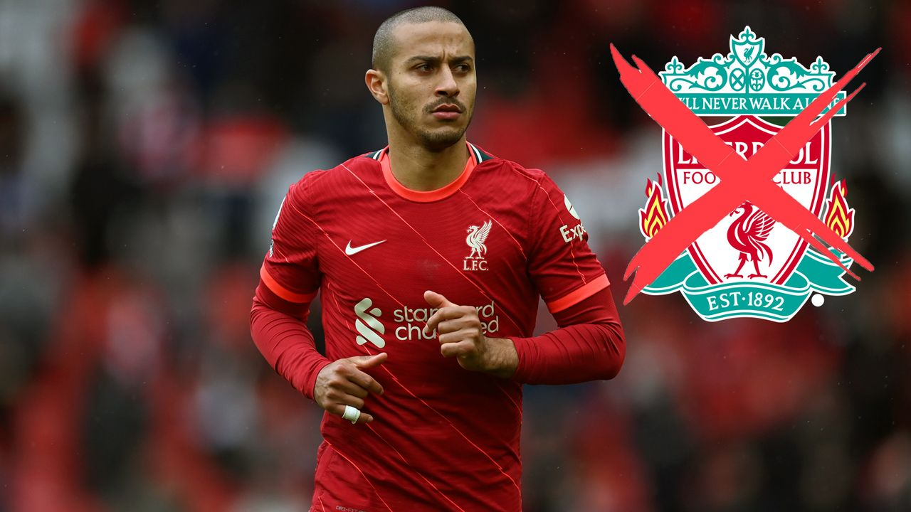 Thiago (FC Liverpool) - Bildquelle: 2021 Getty Images