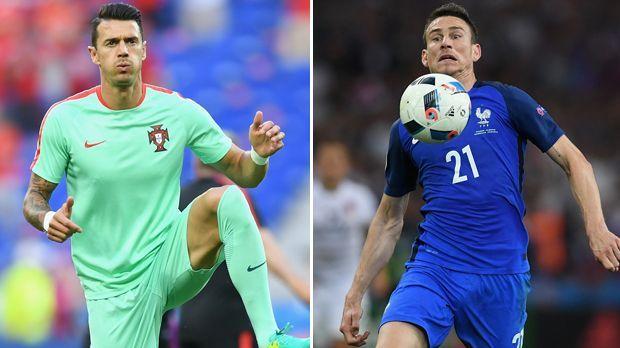 Jose Fonte vs. Laurent Koscielny - Bildquelle: Getty Images