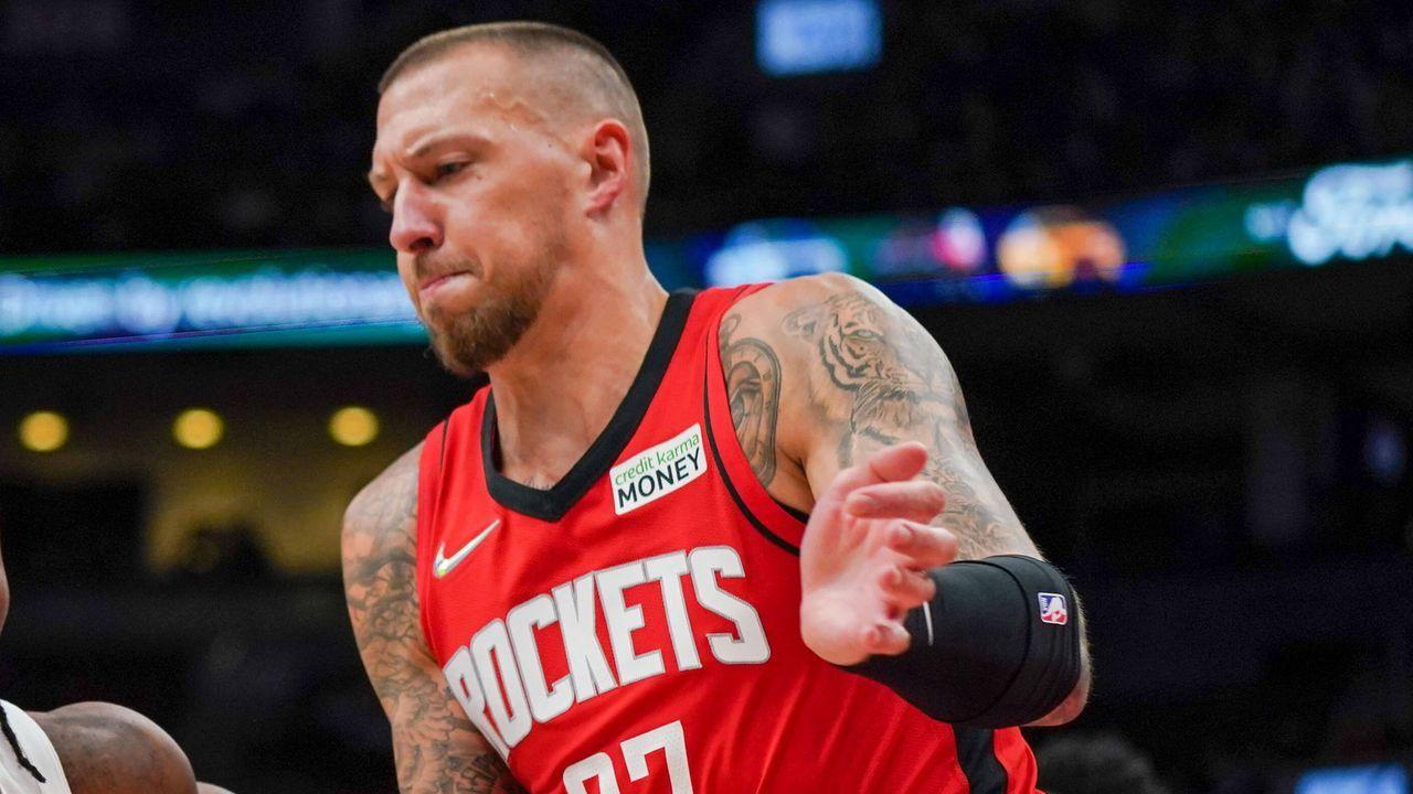 Daniel Theis (Houston Rockets) - Bildquelle: Imago