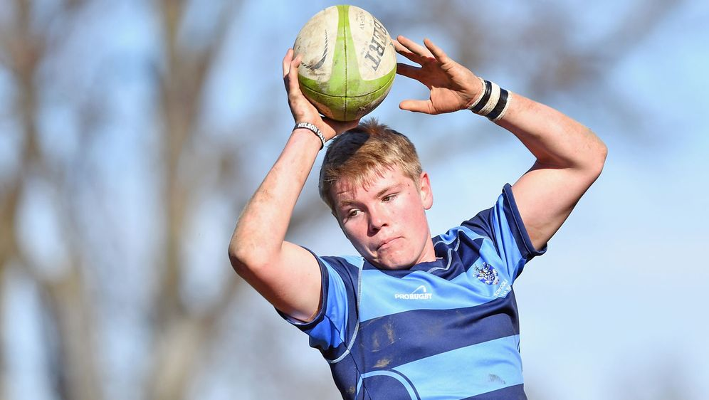 Anton Segner hat einen Traum: Er will der erste deutsche Rugby-Spieler werde... - Bildquelle: Getty