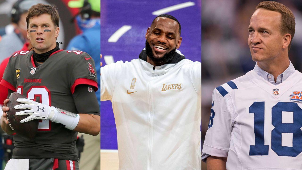 Cameo-Auftritte von US-Athleten - Bildquelle: Getty Images