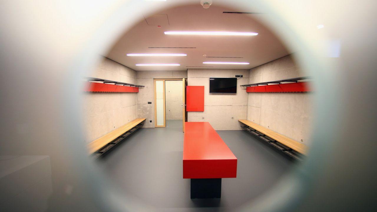 Zwei Kabinen für den FC Bayern - Bildquelle: Getty (Symbolbild)