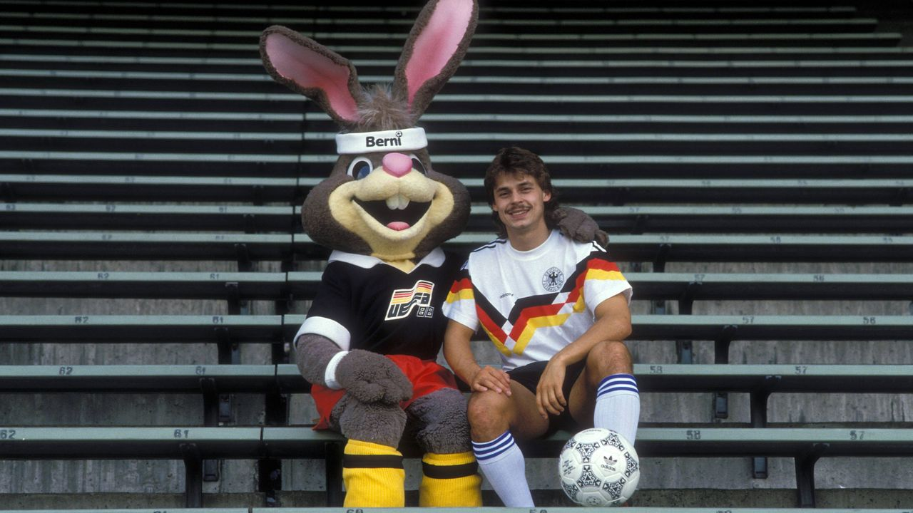 Deutschland 1988: Berni
