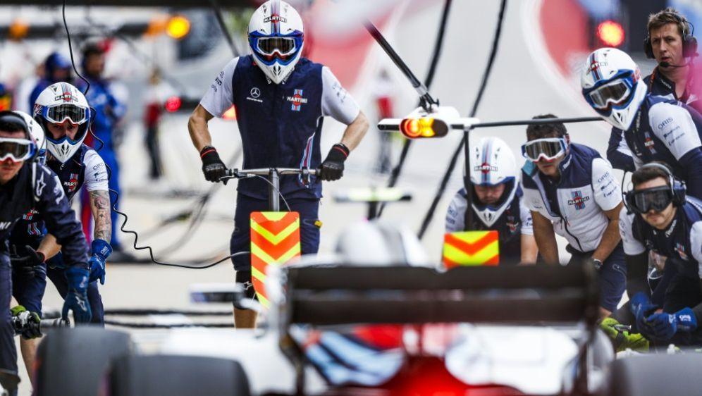 Käufer für das Williams-Team gesucht - Bildquelle: pixathlonpixathlonSIDDppi