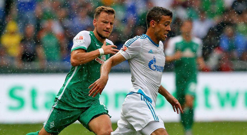 SV Werder Bremen vs. FC Schalke 04 - Bildquelle: 2015 Getty Images