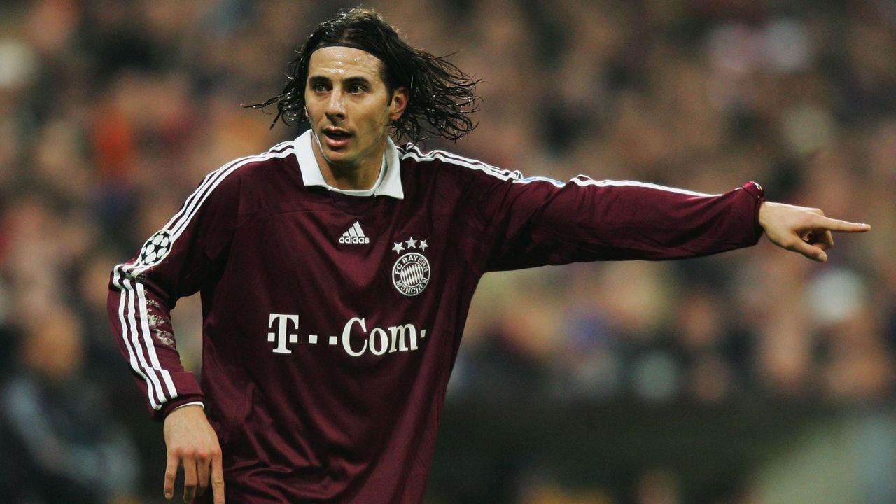 Claudio Pizarro (2007) - Bildquelle: 2006 Getty Images