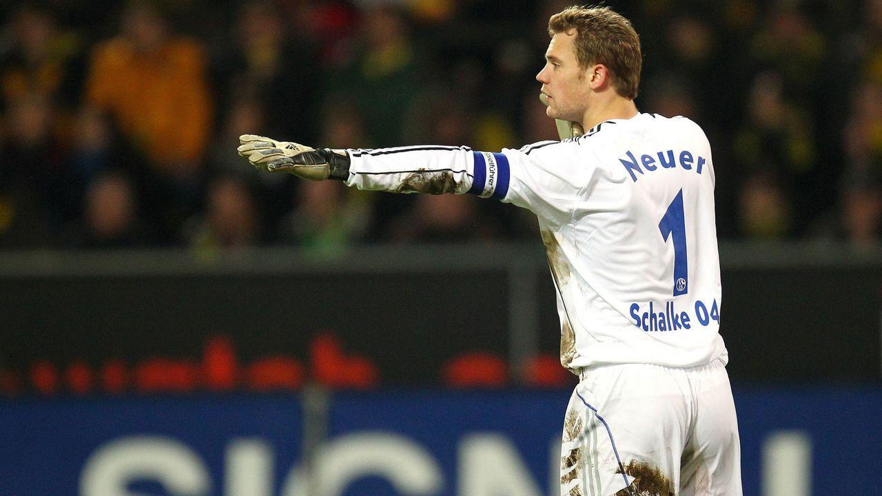 BVB vs. Neuer - Bildquelle: imago