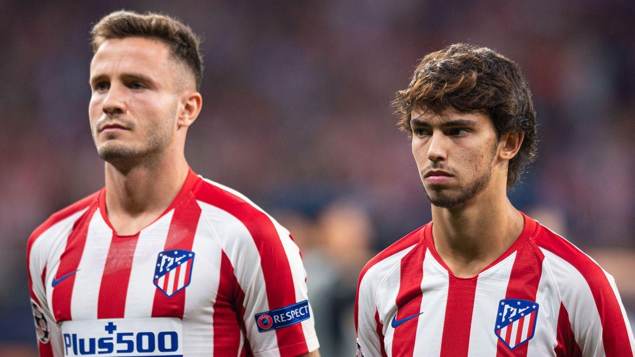 Atletico Madrid (Spanien) - Bildquelle: Getty Images