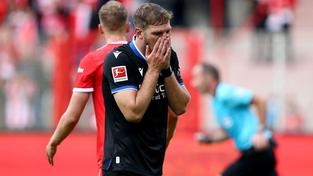 Arminia Bielefeld (Bundesliga/Deutschland) - Bildquelle: 2021 Getty Images