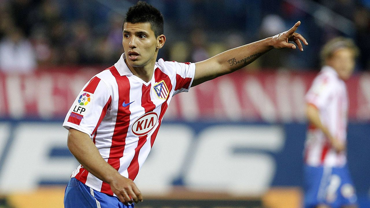 Platz 14: Sergio Aguero (18 Jahre/21,7 Millionen Euro) - Bildquelle: imago sportfotodienst