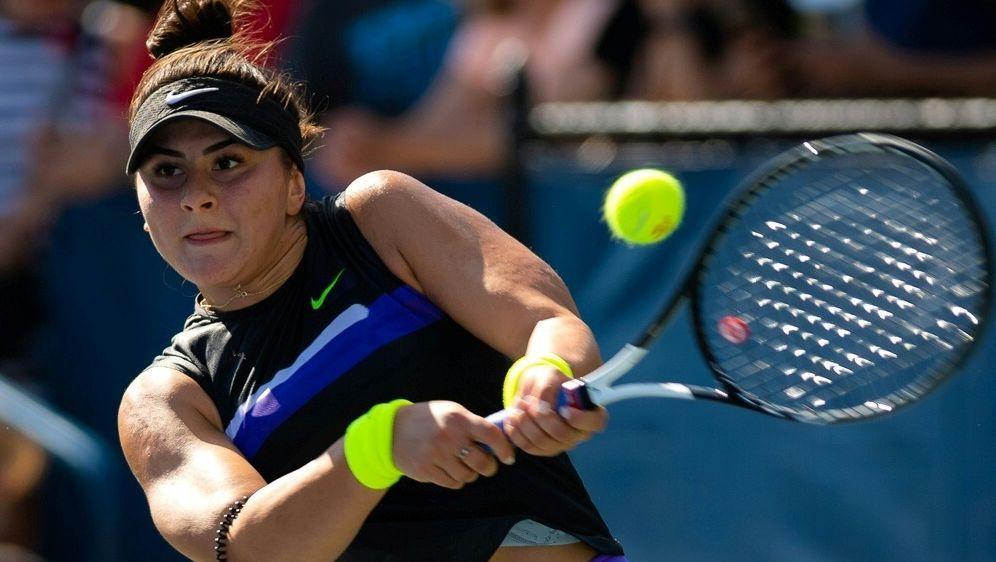 Verletzung zwingt Andreescu zu Indian Wells Absage - Bildquelle: PIXATHLONPIXATHLONSID