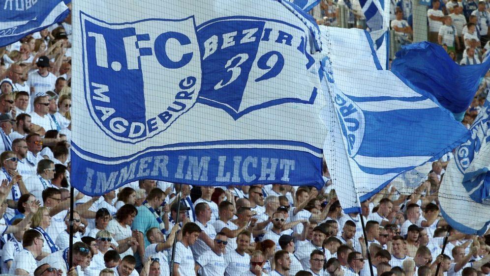 Drittligist Magdeburg respektiert die DFB-Entscheidung - Bildquelle: PIXATHLONPIXATHLONSID
