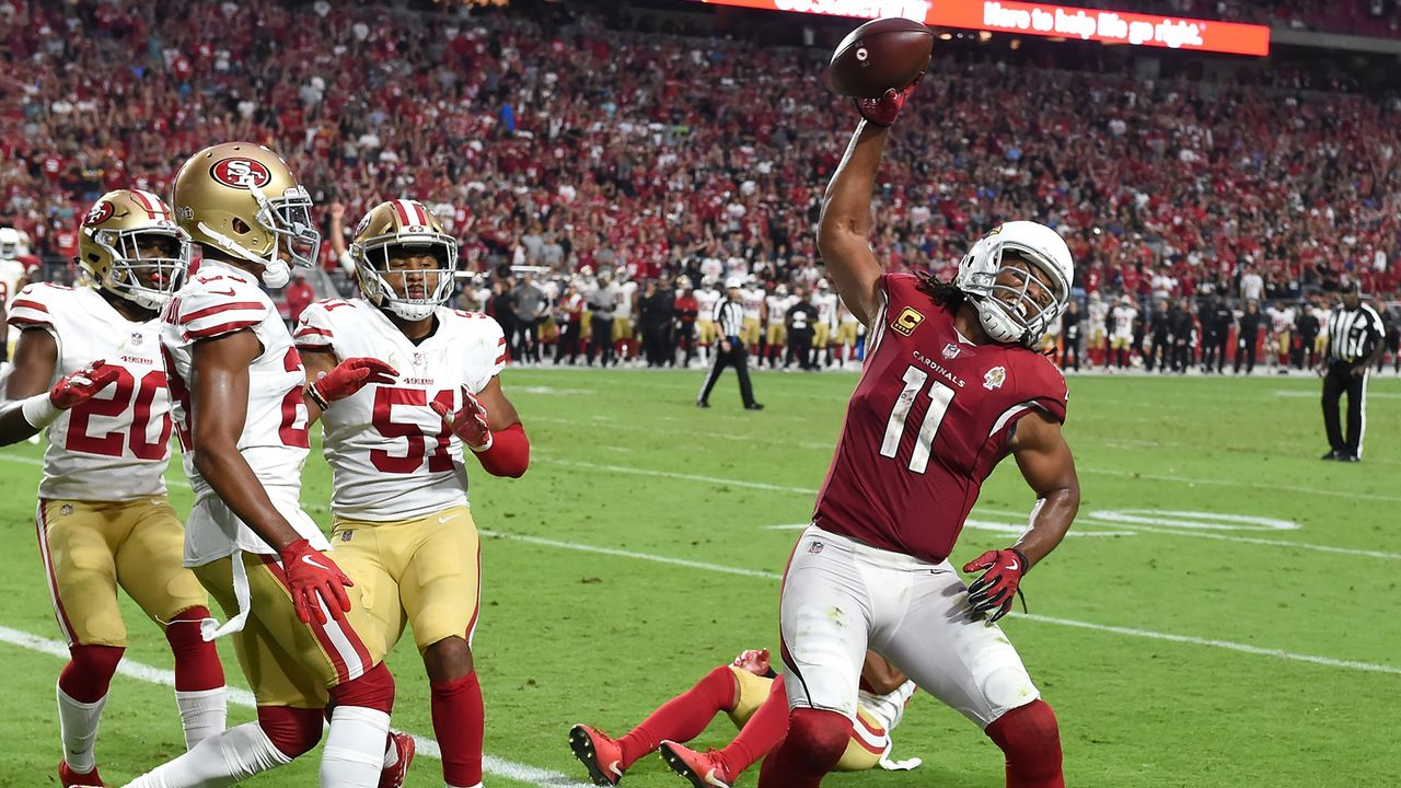 Arizona Cardinals: Larry Fitzgerald (WR) - Bildquelle: Getty