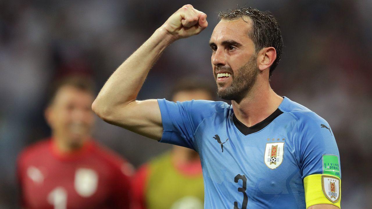 Uruguay: Diego Godin - Bildquelle: 2018 Getty Images