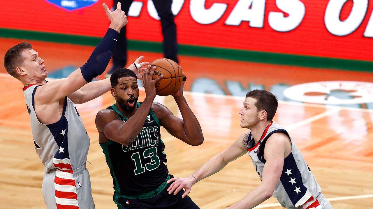 Moritz Wagner wechselt von Washington Wizards zu Boston Celtics - Bildquelle: Getty Images