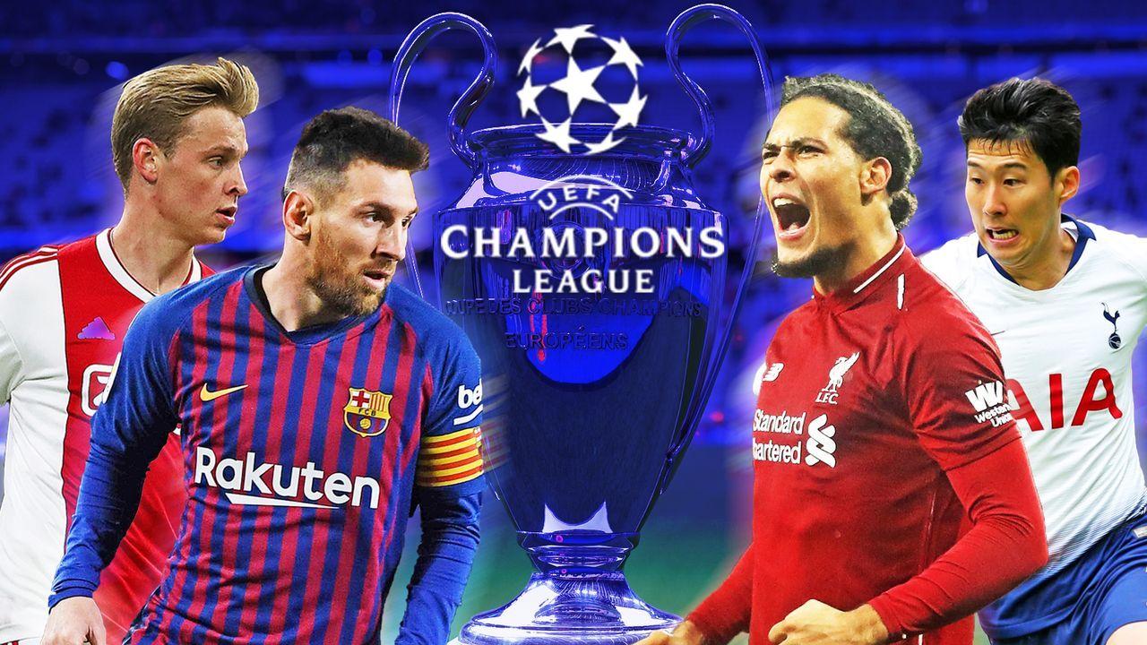 Halbfinale Champions League