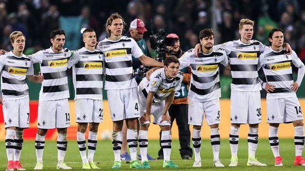 Platz 5: Borussia Mönchengladbach - Bildquelle: 2017 Getty Images